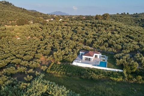 Drallos Villa Zakynthos Greece