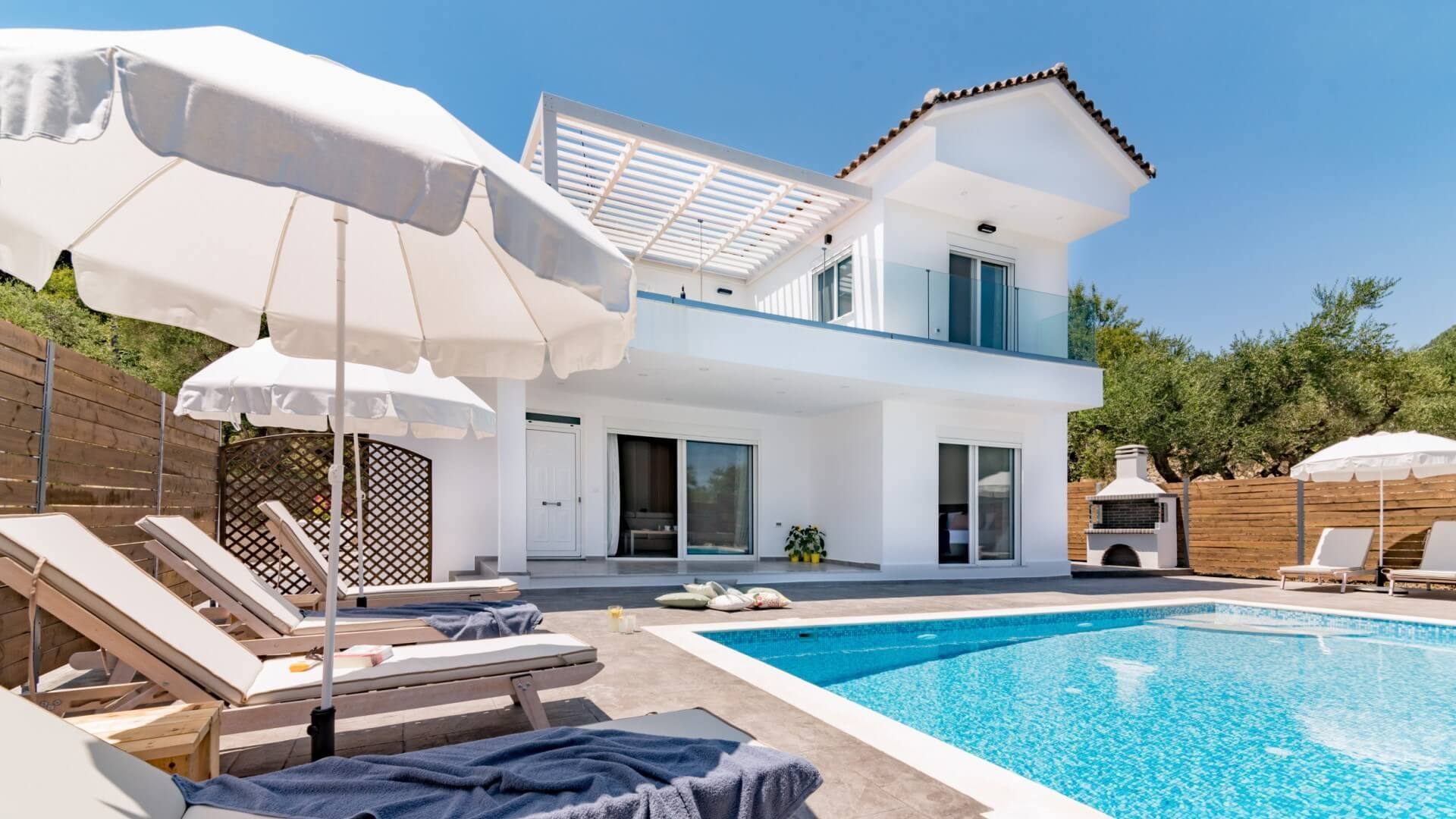 Maridenia Villa Zante Zakynthos Greece