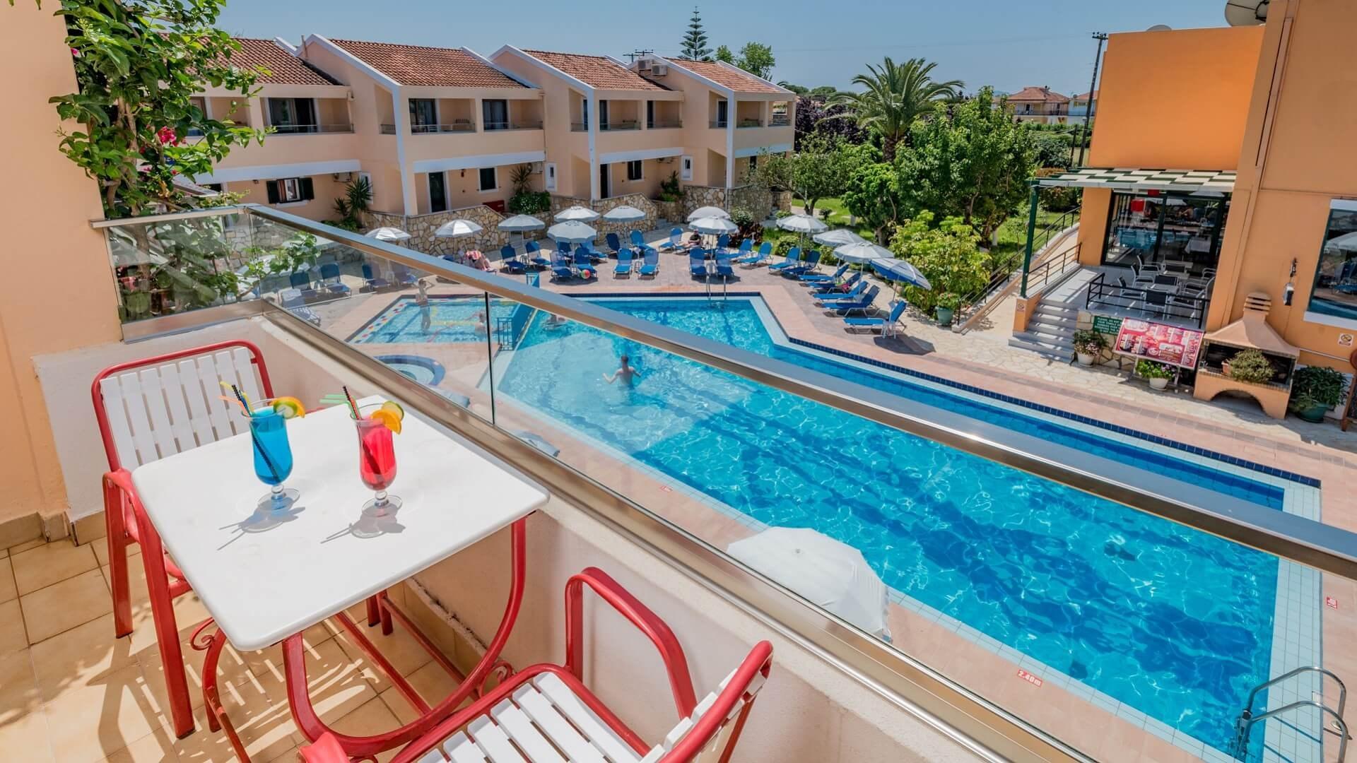 Oscar Hotel Zante Zakynthos Greece