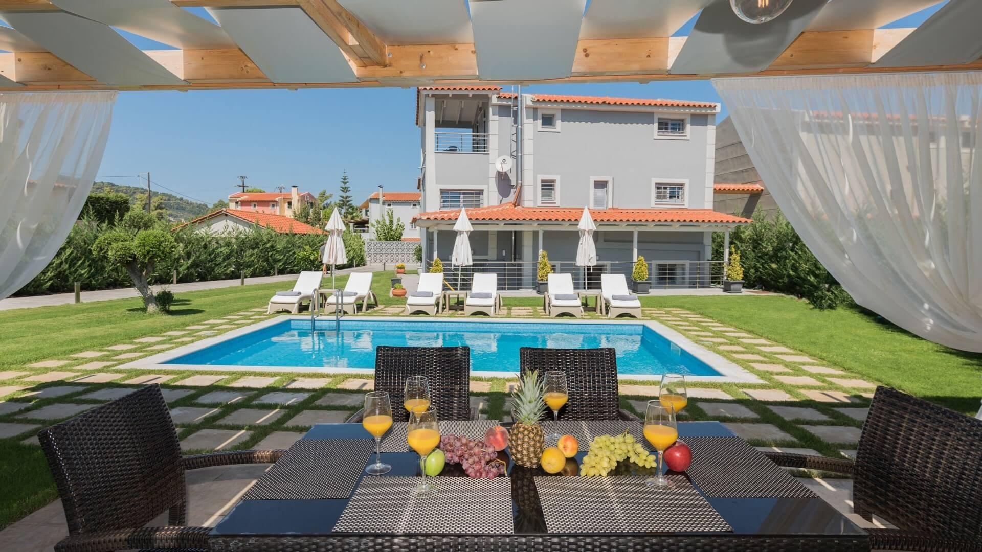 Villa Shameti Zante Zakynthos Greece
