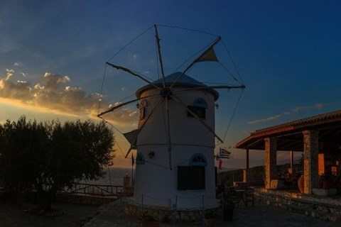 Potamitis Windmills & Apartments Zakynthos Greece