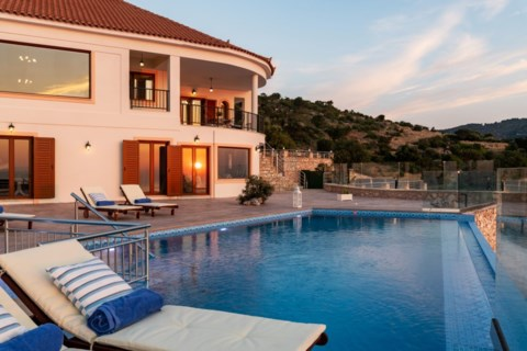 Jessica Luxury Villa Zakynthos Greece