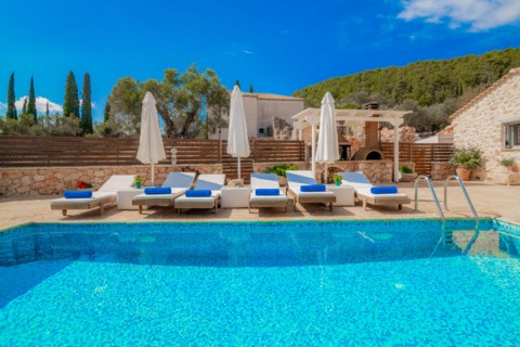 Villa Daniela Zakynthos Greece