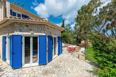 Sea Views Villa Zakynthos Greece