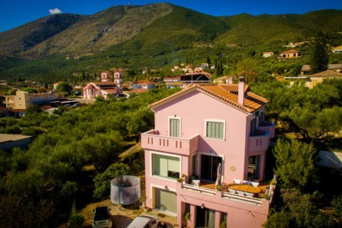 Villa Rodi Zakynthos Greece