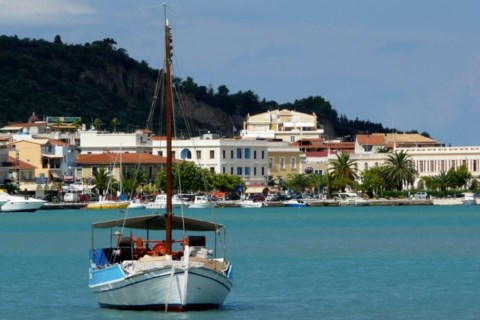 Beautiful City Center Apartments Zakynthos Greece