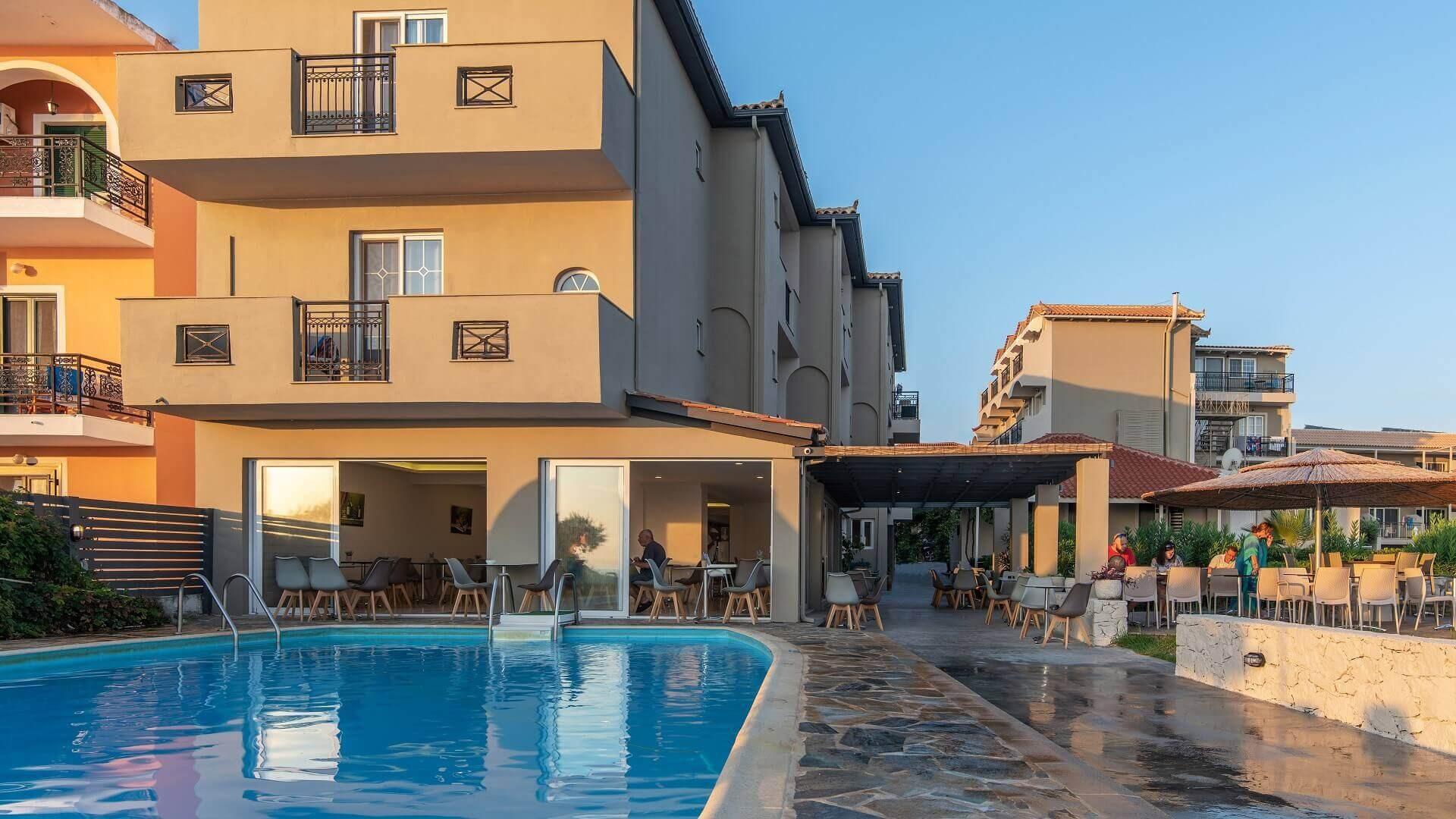 Locanda Beach Hotel Zante Zakynthos Greece