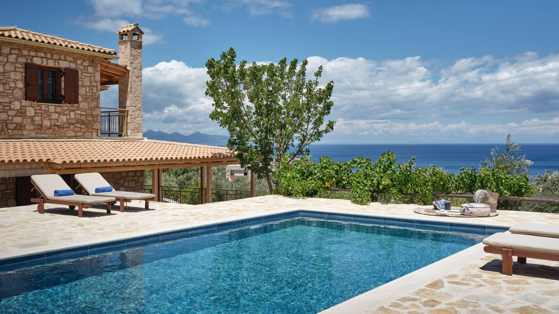 Arbarosa Villa Zante Zakynthos Greece