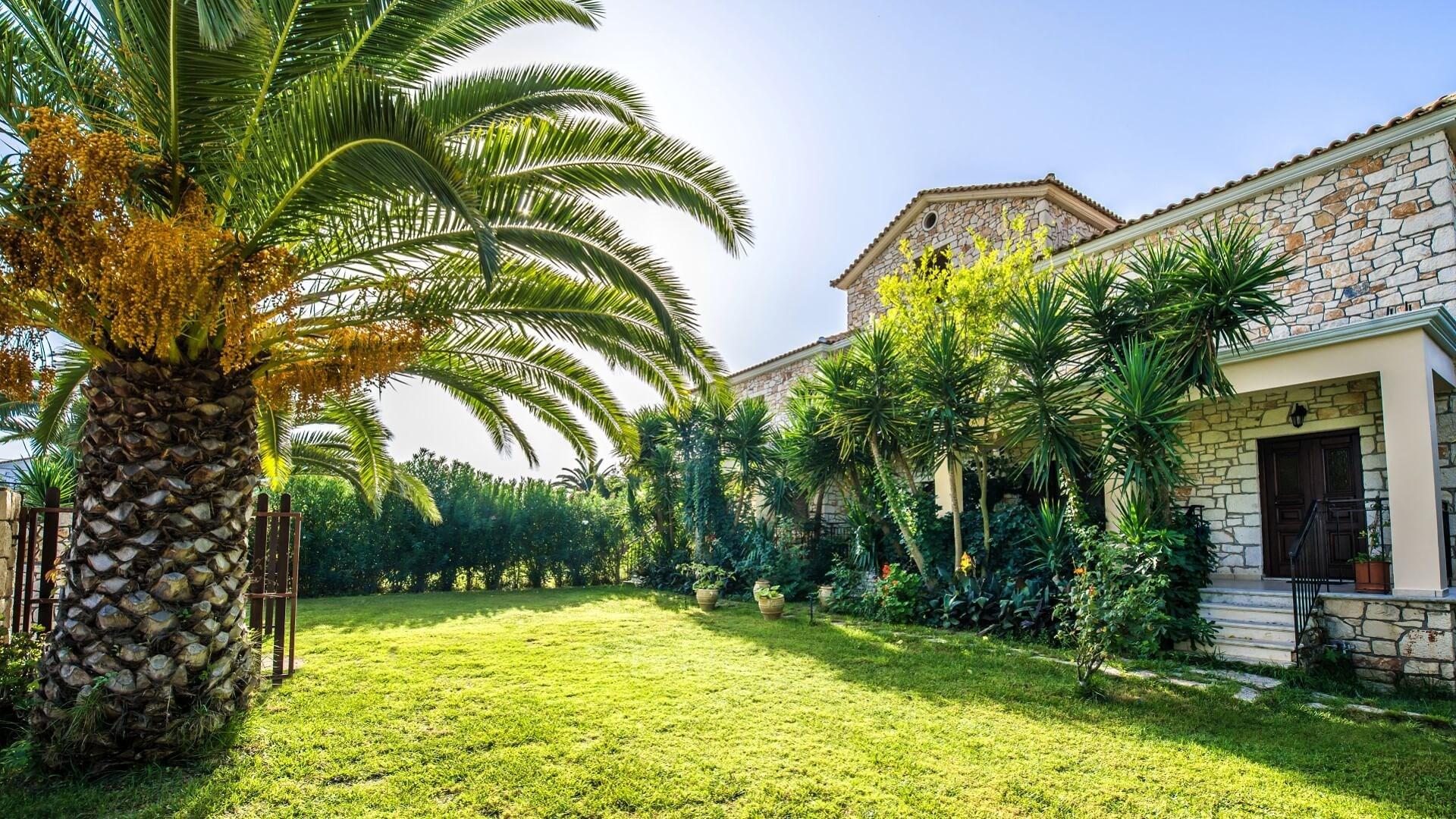 Villa Pounente Zante Zakynthos Greece