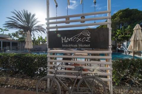Iniohos Hotel (ex Apollo Hotel) Zakynthos Greece
