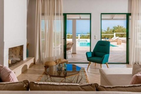 Farao Villa Holidays in Zakynthos Greece