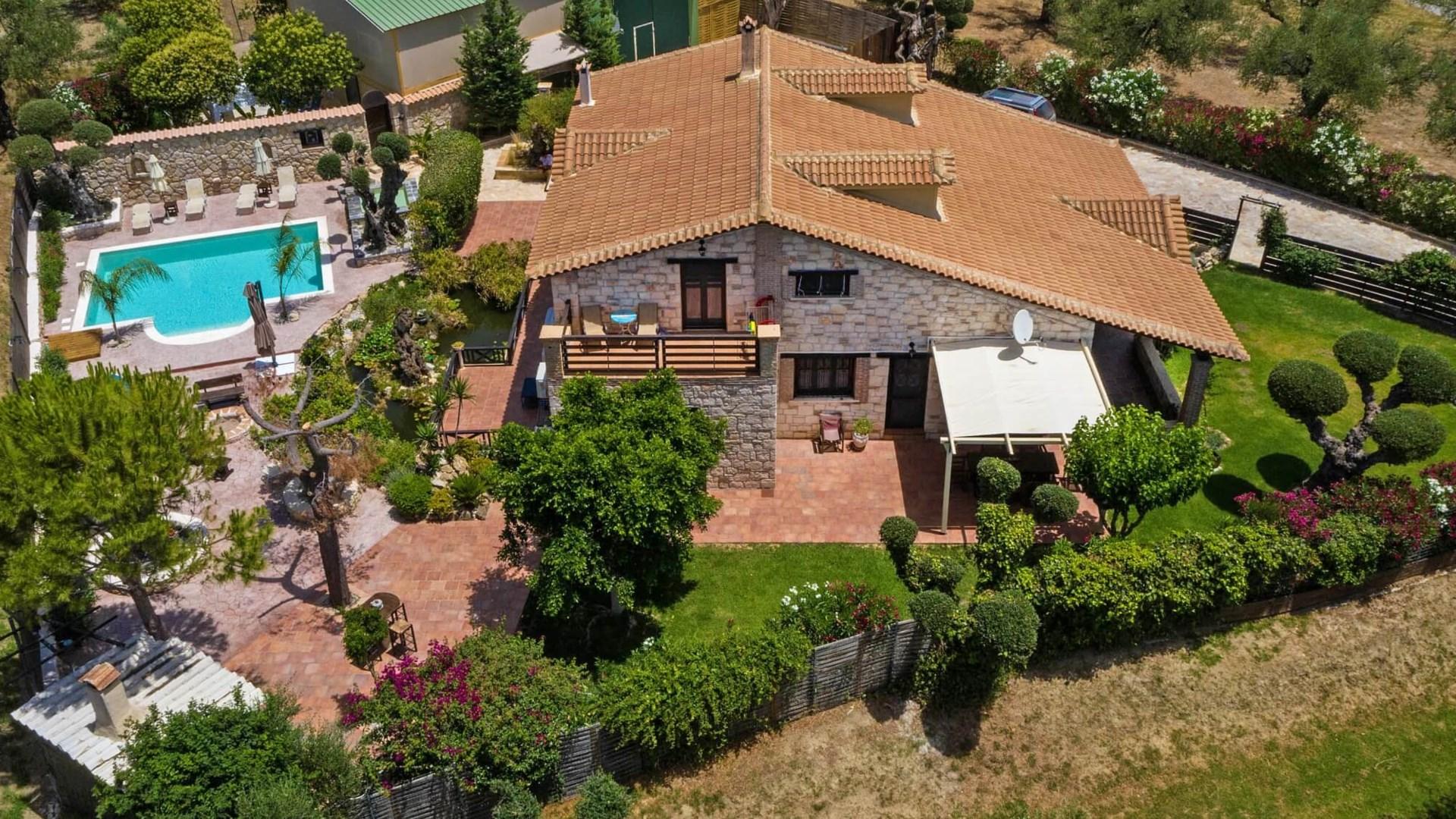 Art House Villa Zante Zakynthos Greece