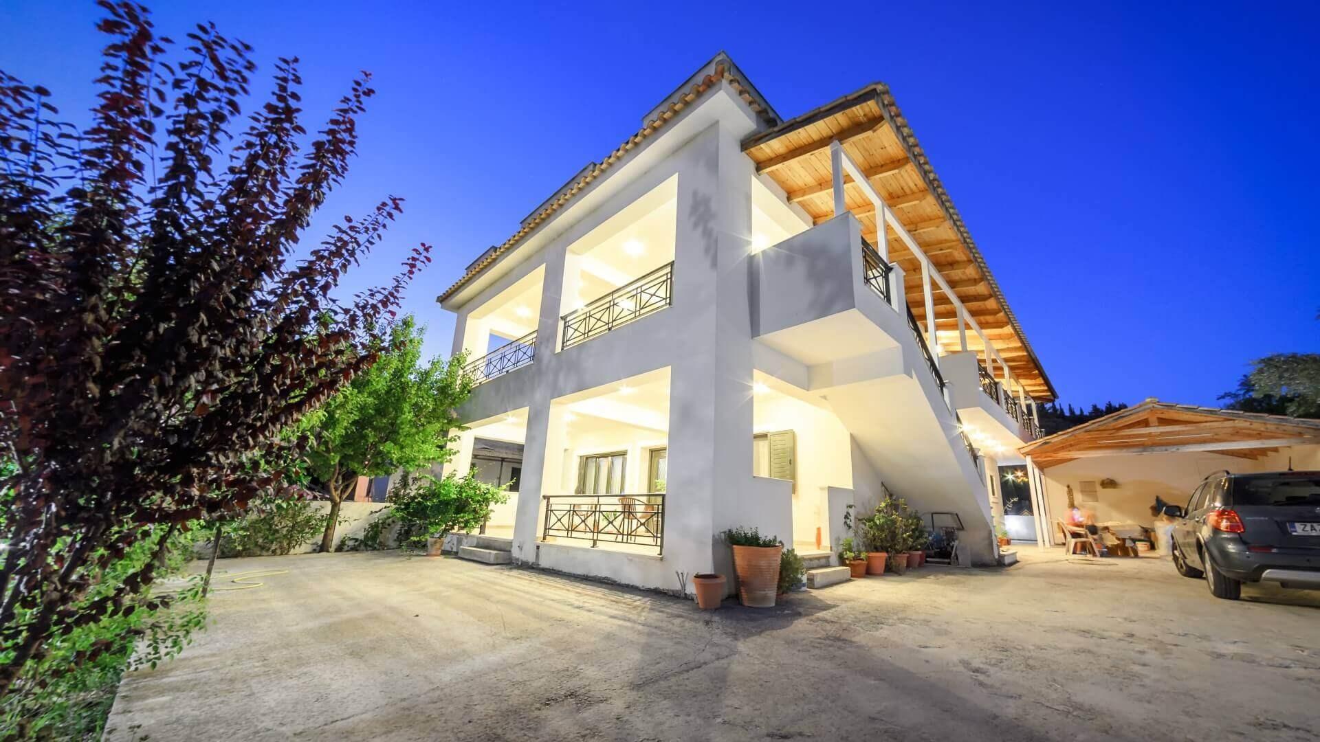 V & H House Zante Zakynthos Greece