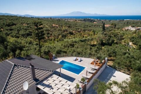 Villa Venia Zakynthos Greece