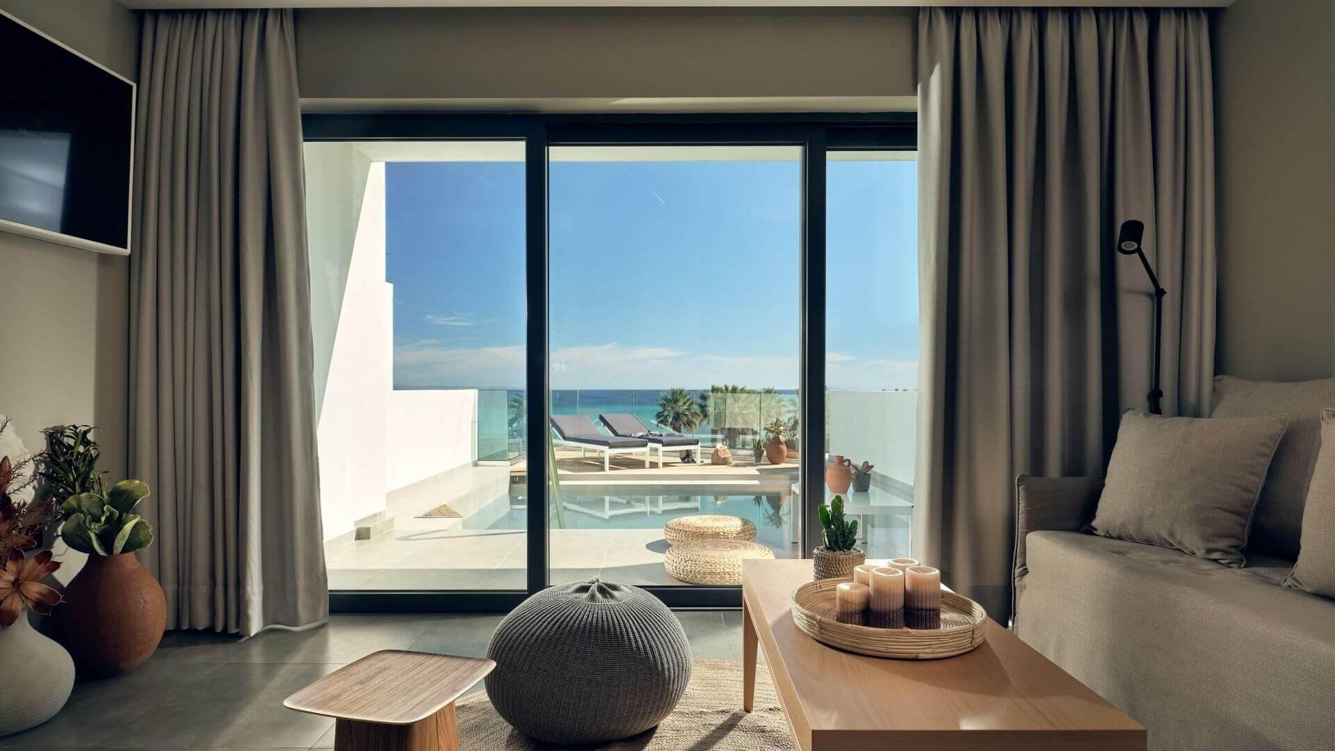 Oceanis Suites Zante Zakynthos Greece