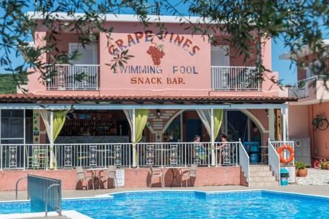 Grapevines Hotel Zakynthos Greece