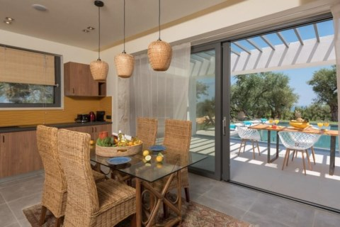 Azimut Villas Holidays in Zakynthos Greece