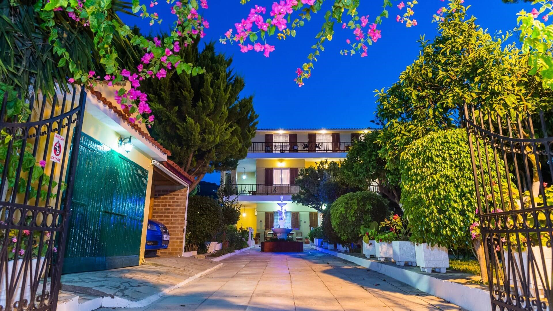 Villa Anna Apartments Zante Zakynthos Greece