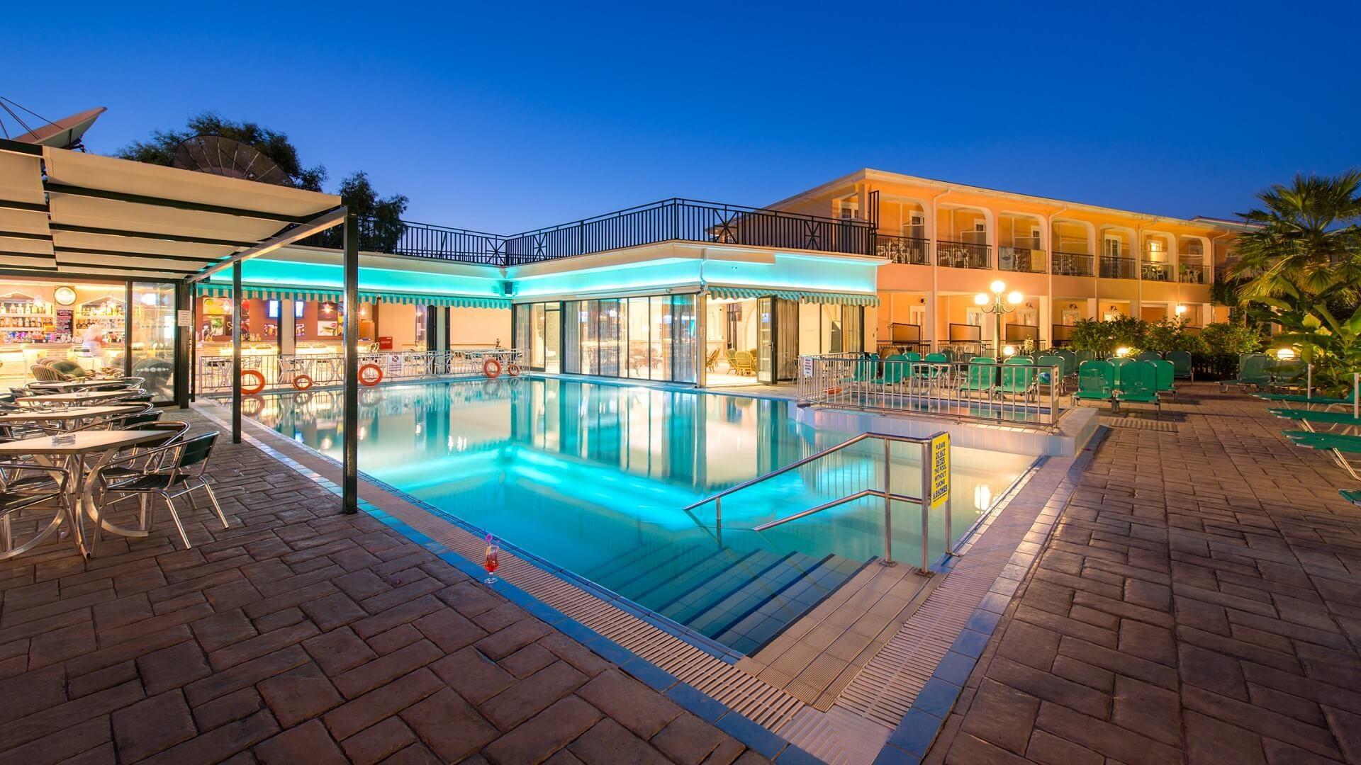Sofias Hotel Zante Zakynthos Greece
