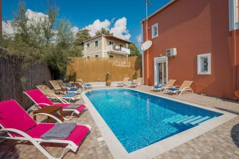 Villa Danae 1 & 2 Zakynthos Greece