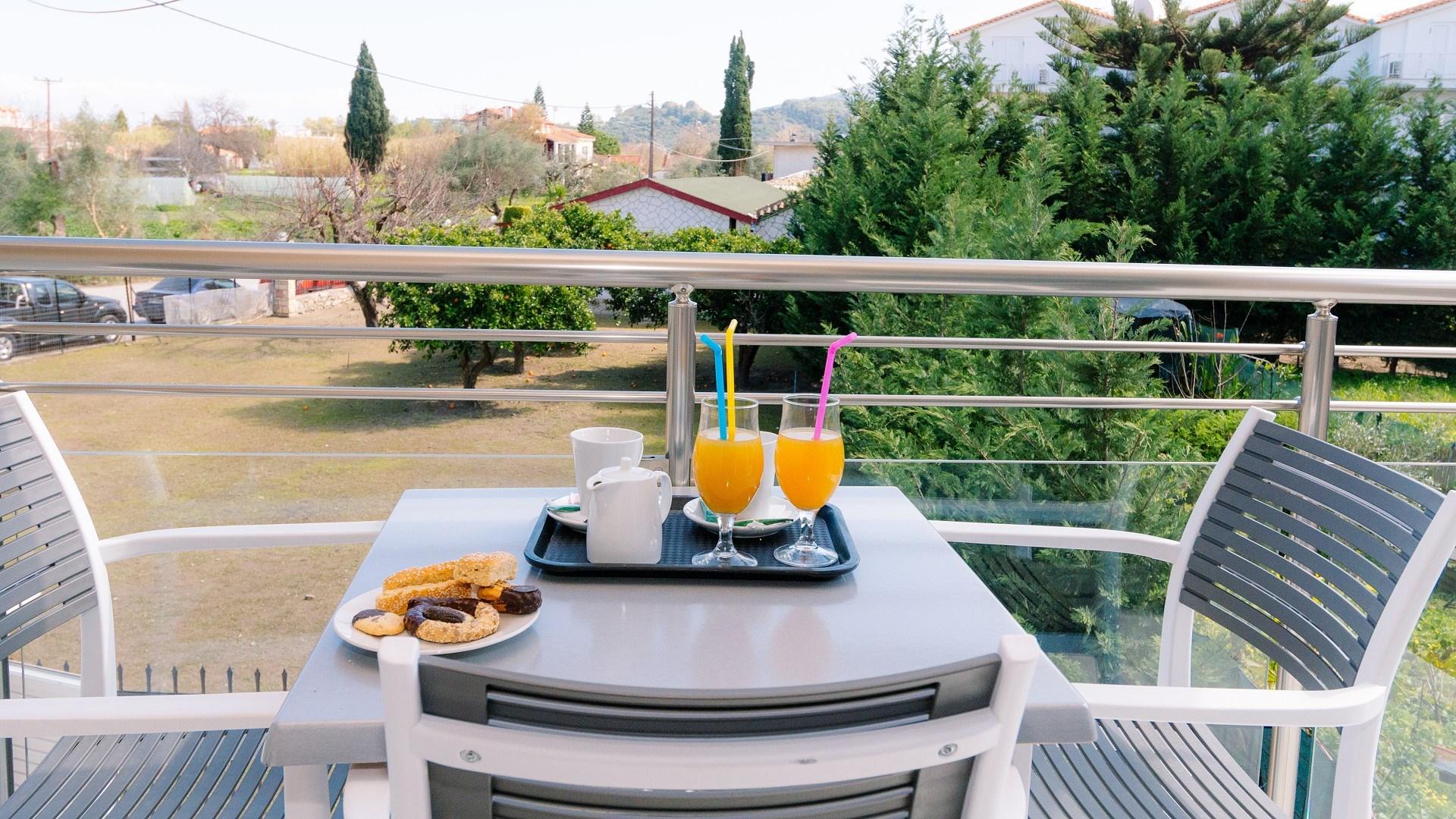 Διαμερίσματα Κήποι Zante Zakynthos Greece