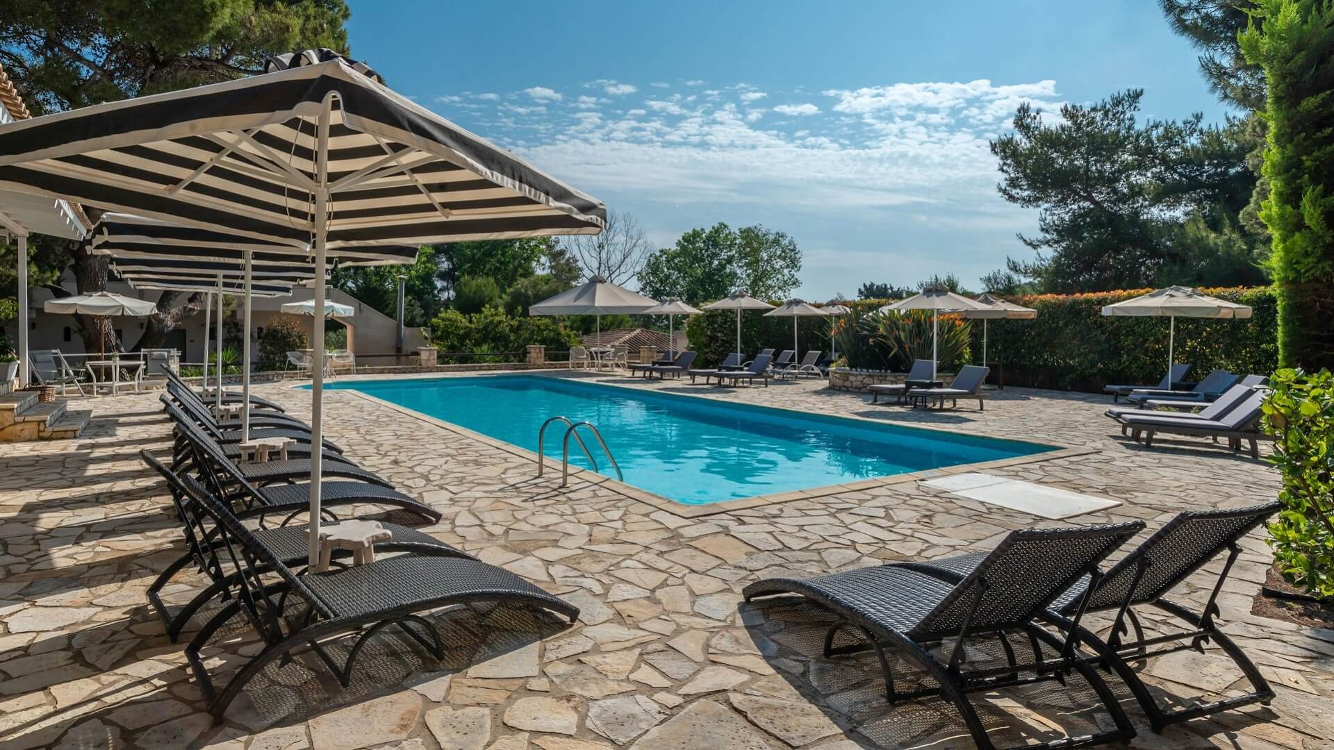 Aquarius Hotel Zante Zakynthos Greece