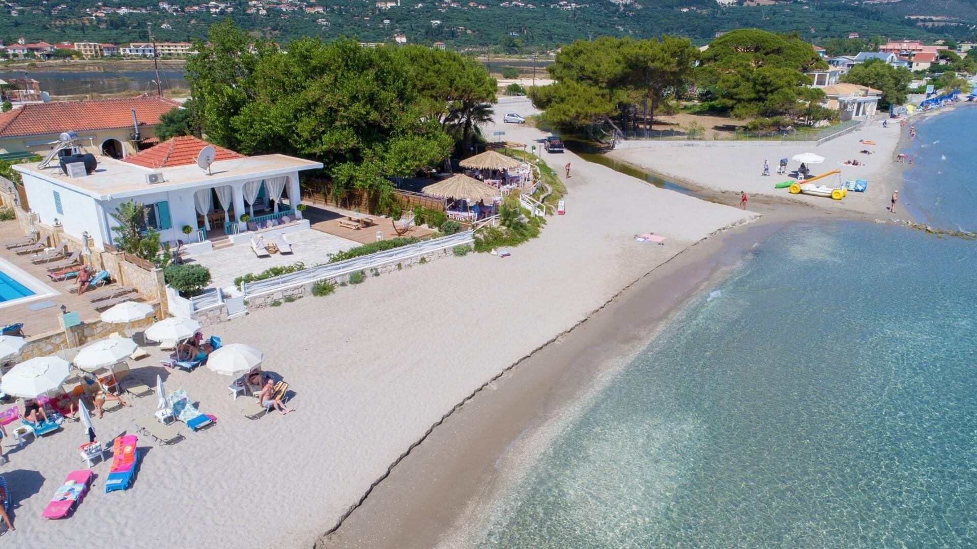 Άνεμος Beach House Zante Zakynthos Greece