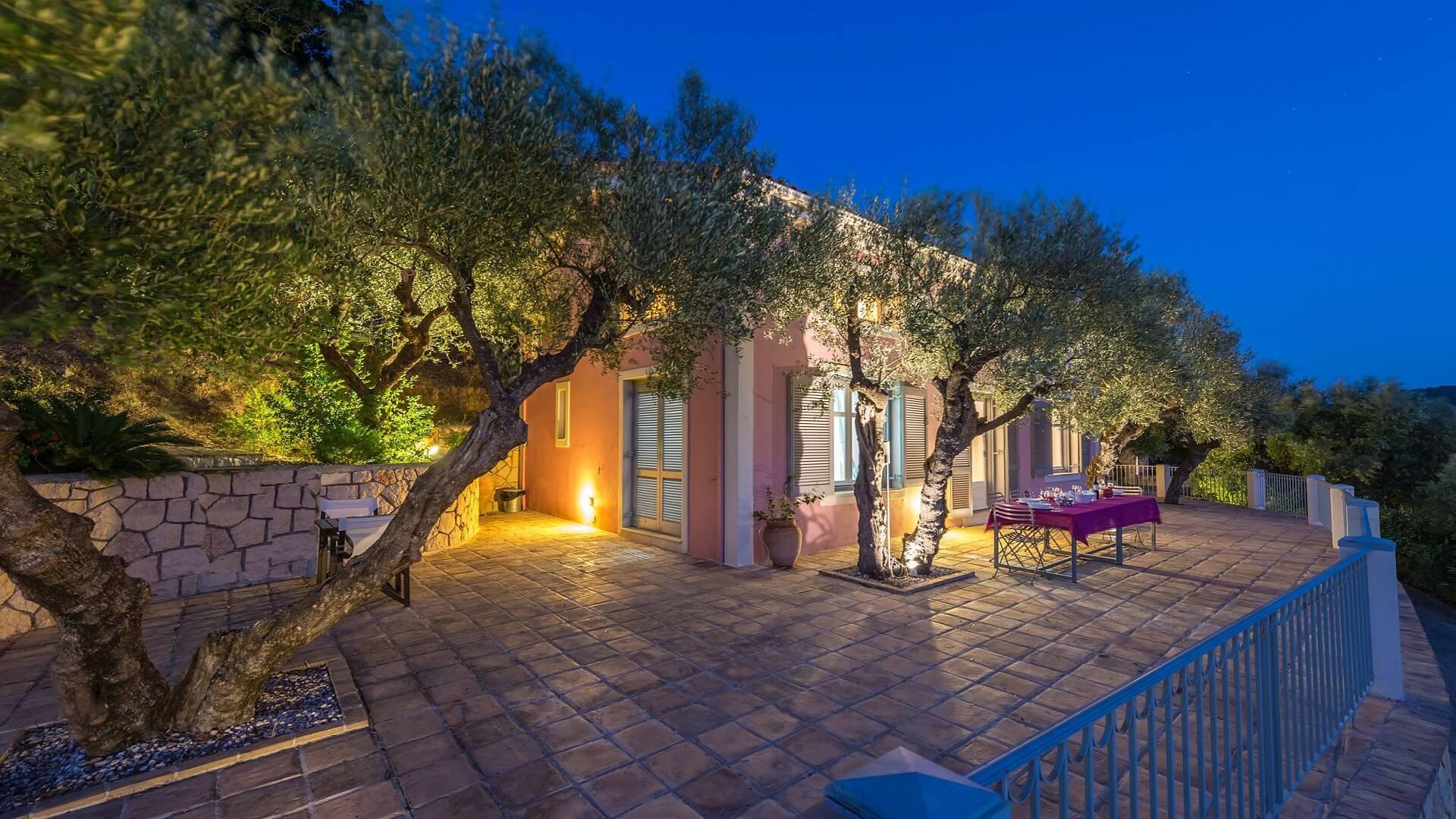 Villa Oliva Zante Zakynthos Greece
