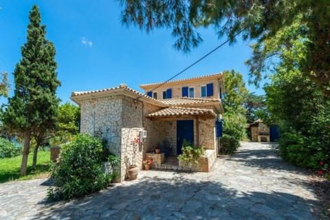 Sea Views Villa Zakynthos Greece
