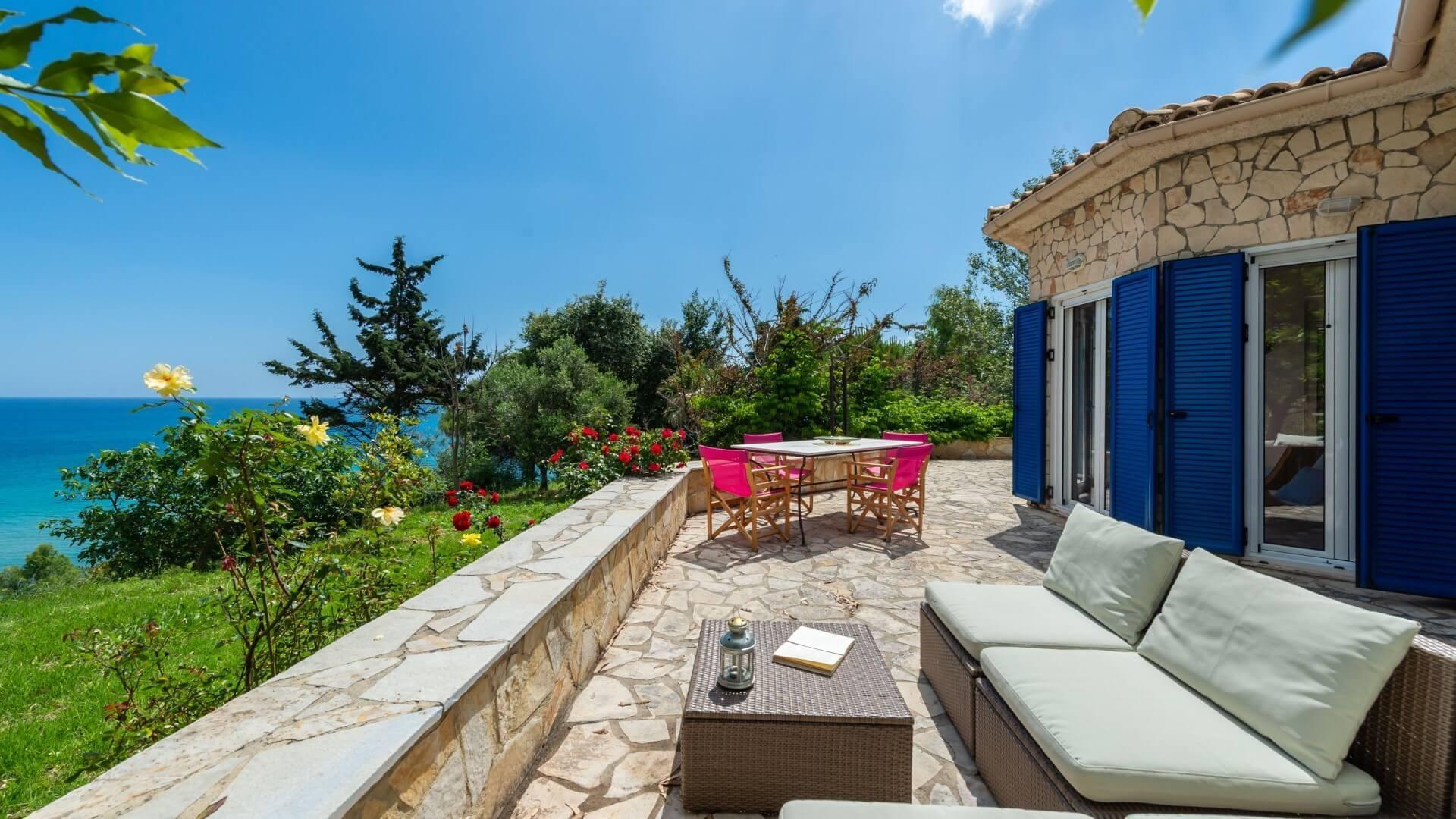 Sea Views Villa Zante Zakynthos Greece