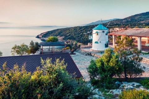 Potamitis Windmills & Apartments Zakynthos Greece