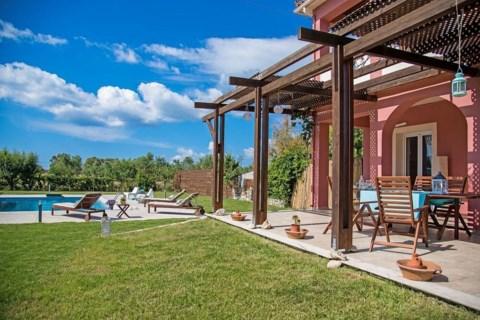 Villa Romano Zakynthos Greece