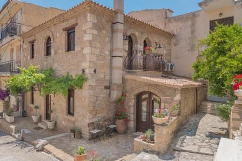 Villa Galanoussa Zakynthos Greece