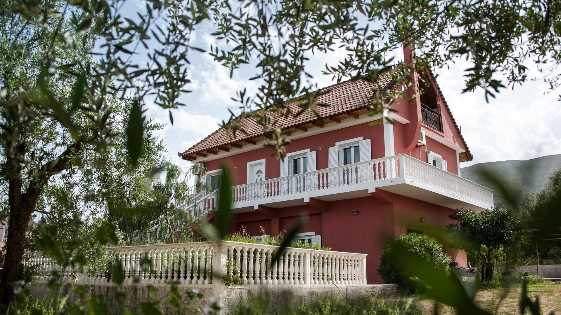 Thalia Villa Zante Zakynthos Greece