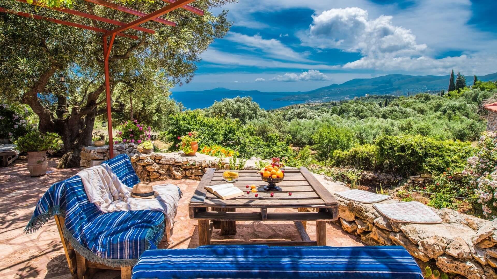Villa Reta Zante Zakynthos Greece