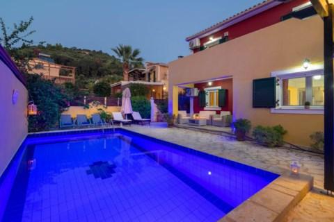 Arge Villa Zakynthos Greece