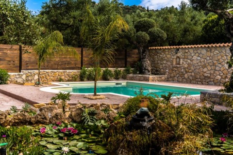 Art House Villa Zakynthos Greece
