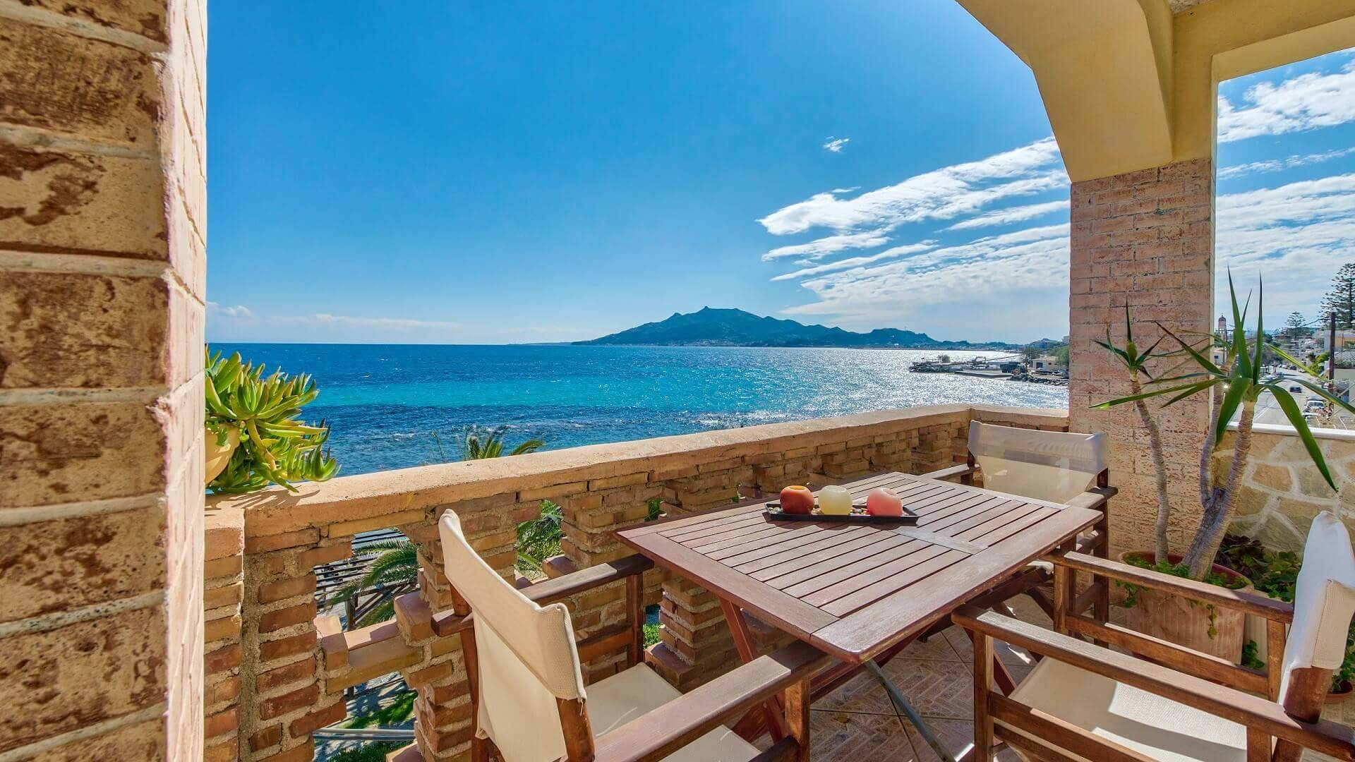 Green Boat Apartment Zante Zakynthos Greece