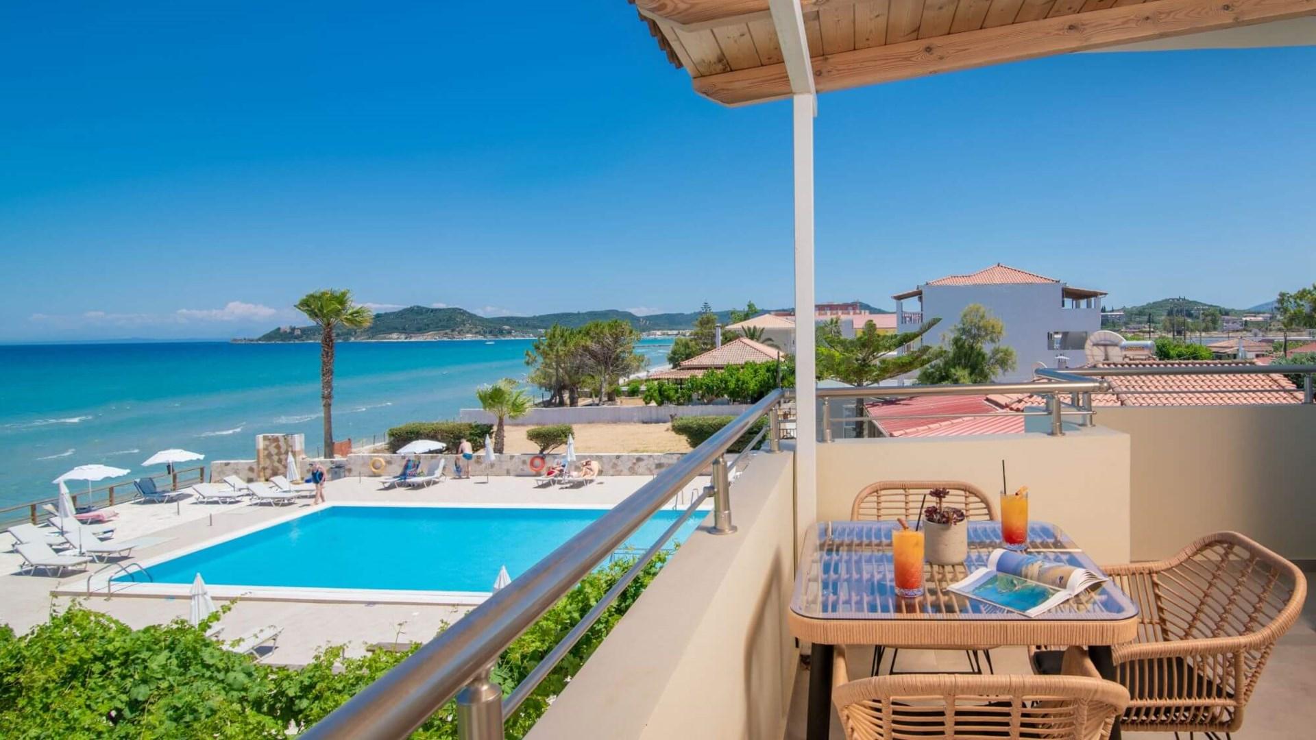 Paradise Apartments Alykes Zante Zakynthos Greece