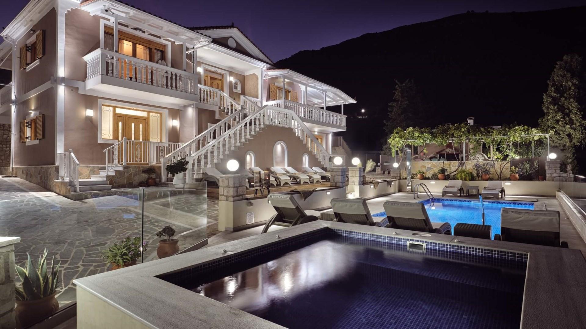 Lithakia Balcony Villa Zante Zakynthos Greece