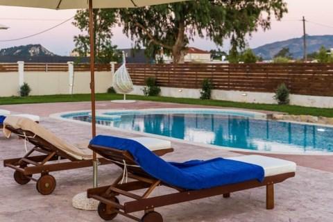 Villa Kampos Zakynthos Greece