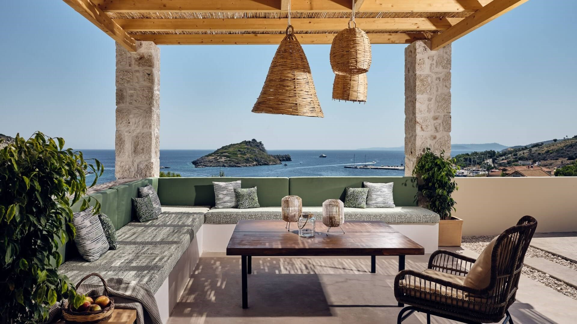 Apaggio Villa Zante Zakynthos Greece
