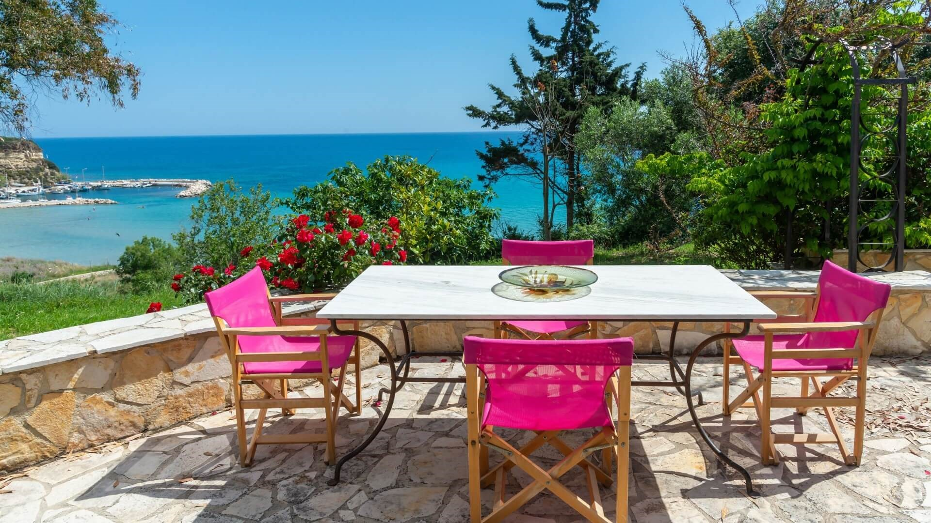 Sea Views Villa Zante Zakynthos Greece