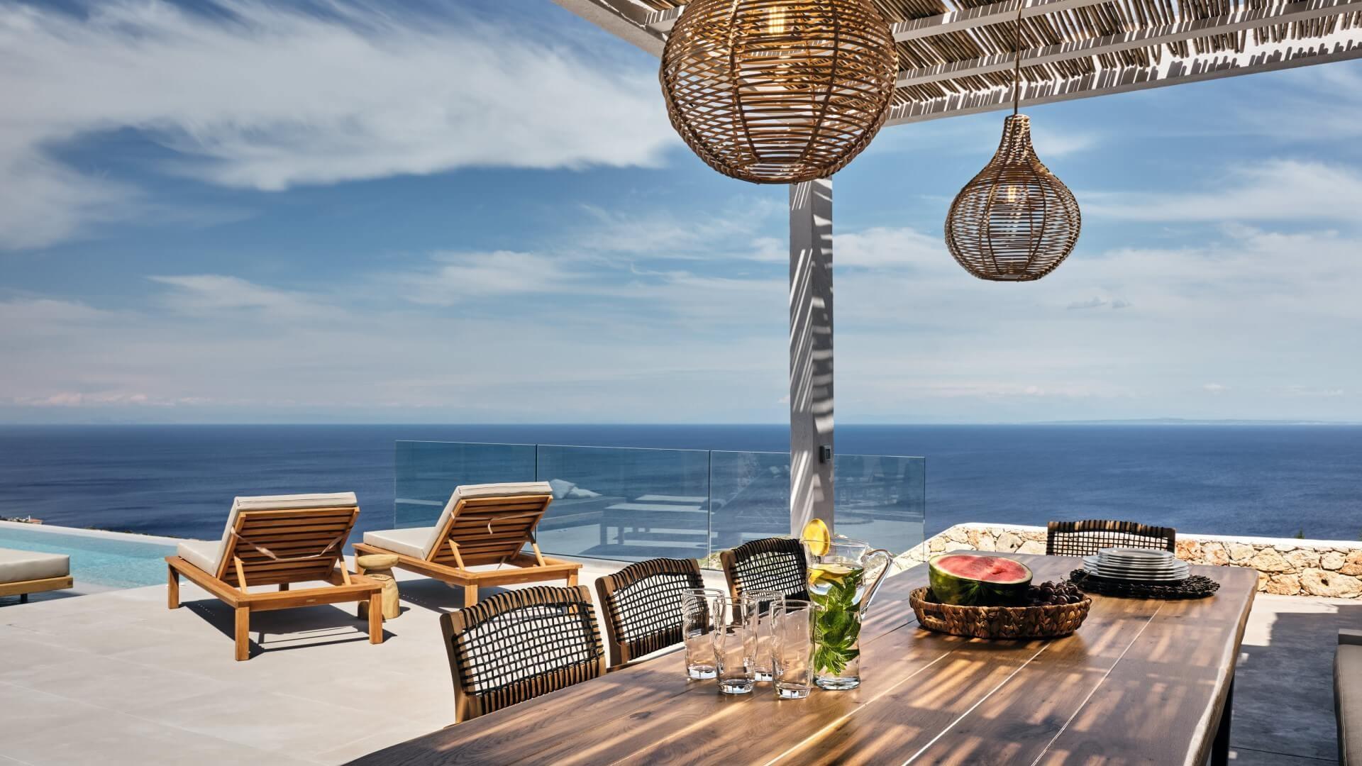 Etheria Luxury Villas & Suites Zante Zakynthos Greece