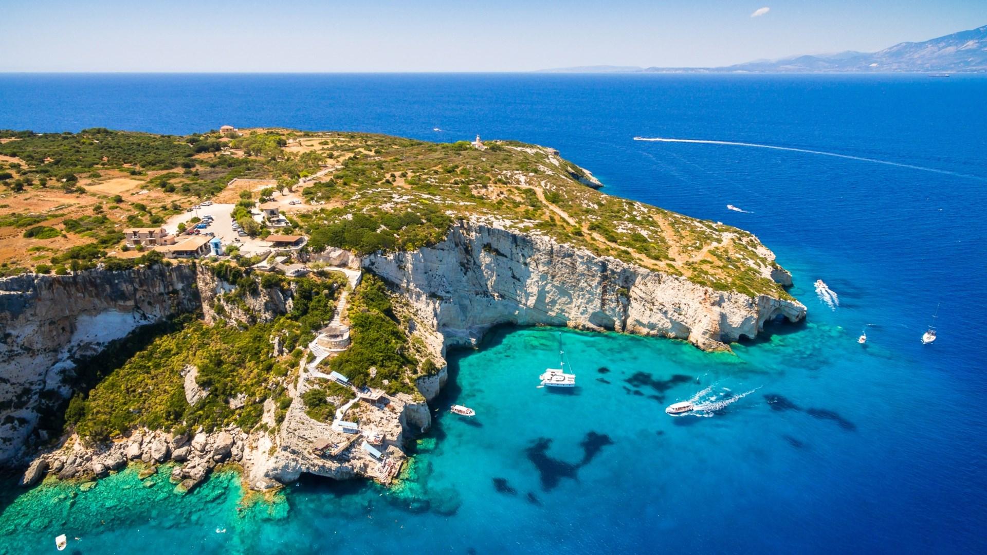 Potamitis Windmills & Apartments Zante Zakynthos Greece