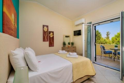 Arge Villa Holidays in Zakynthos Greece