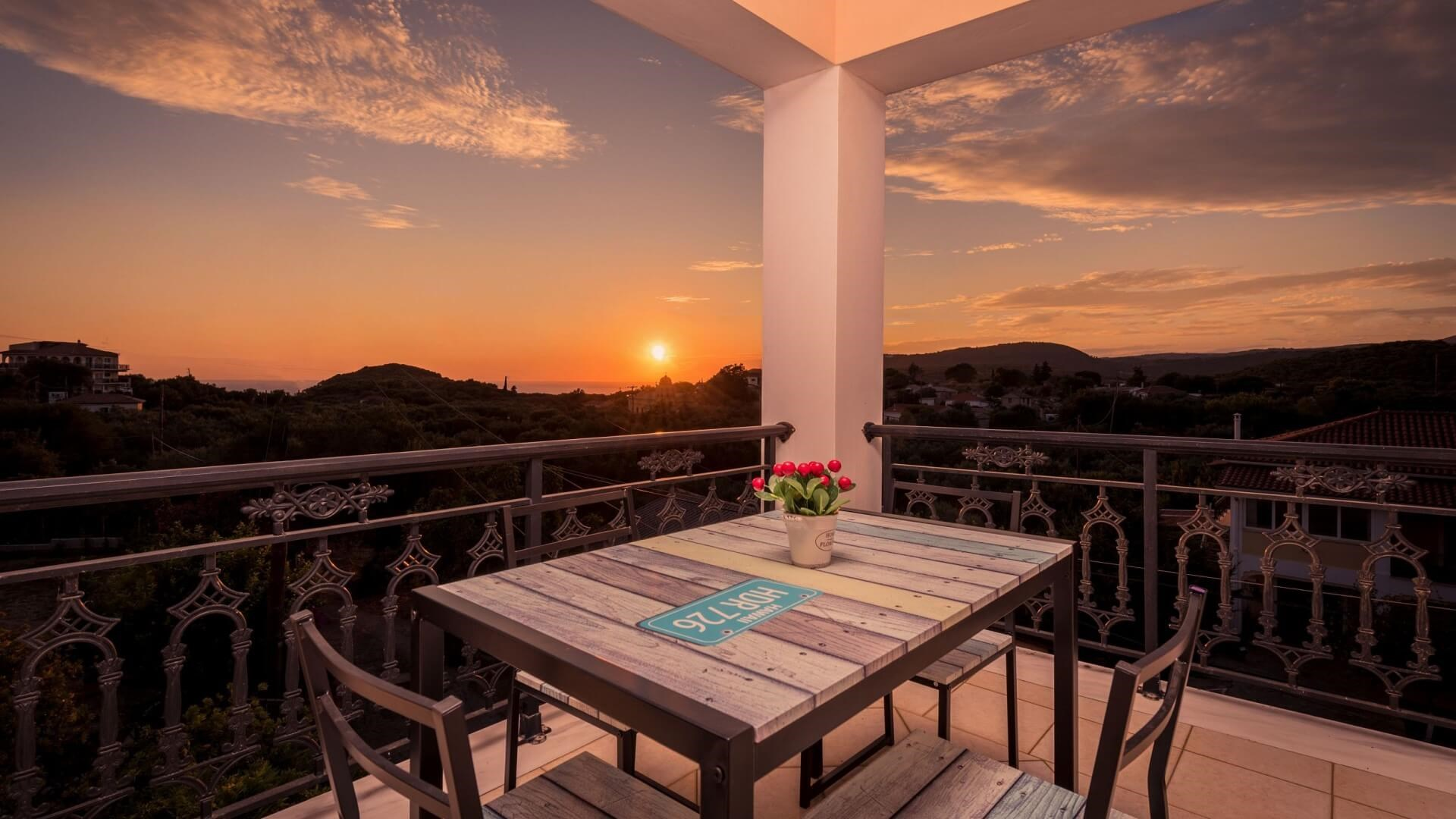 Sunset House Zante Zakynthos Greece