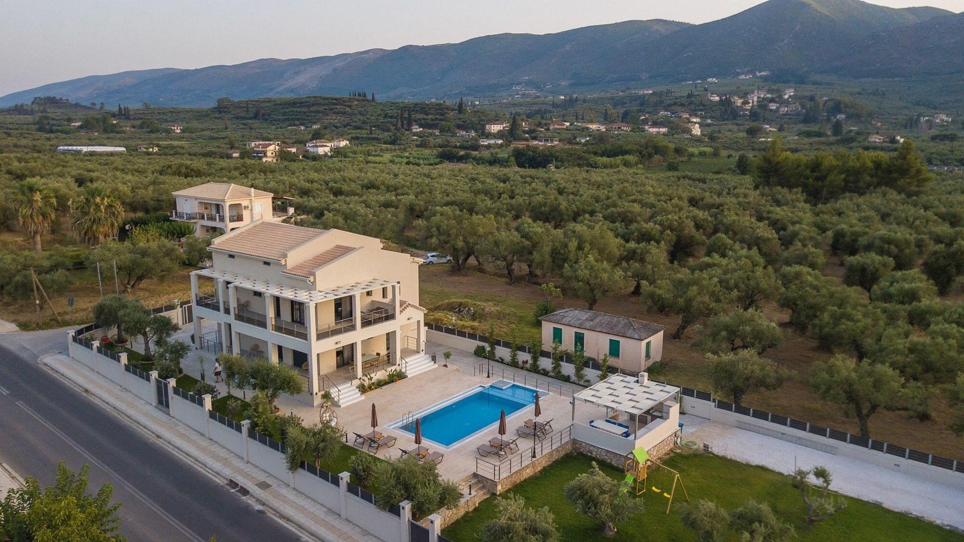 Daisy's Garden Zante Zakynthos Greece
