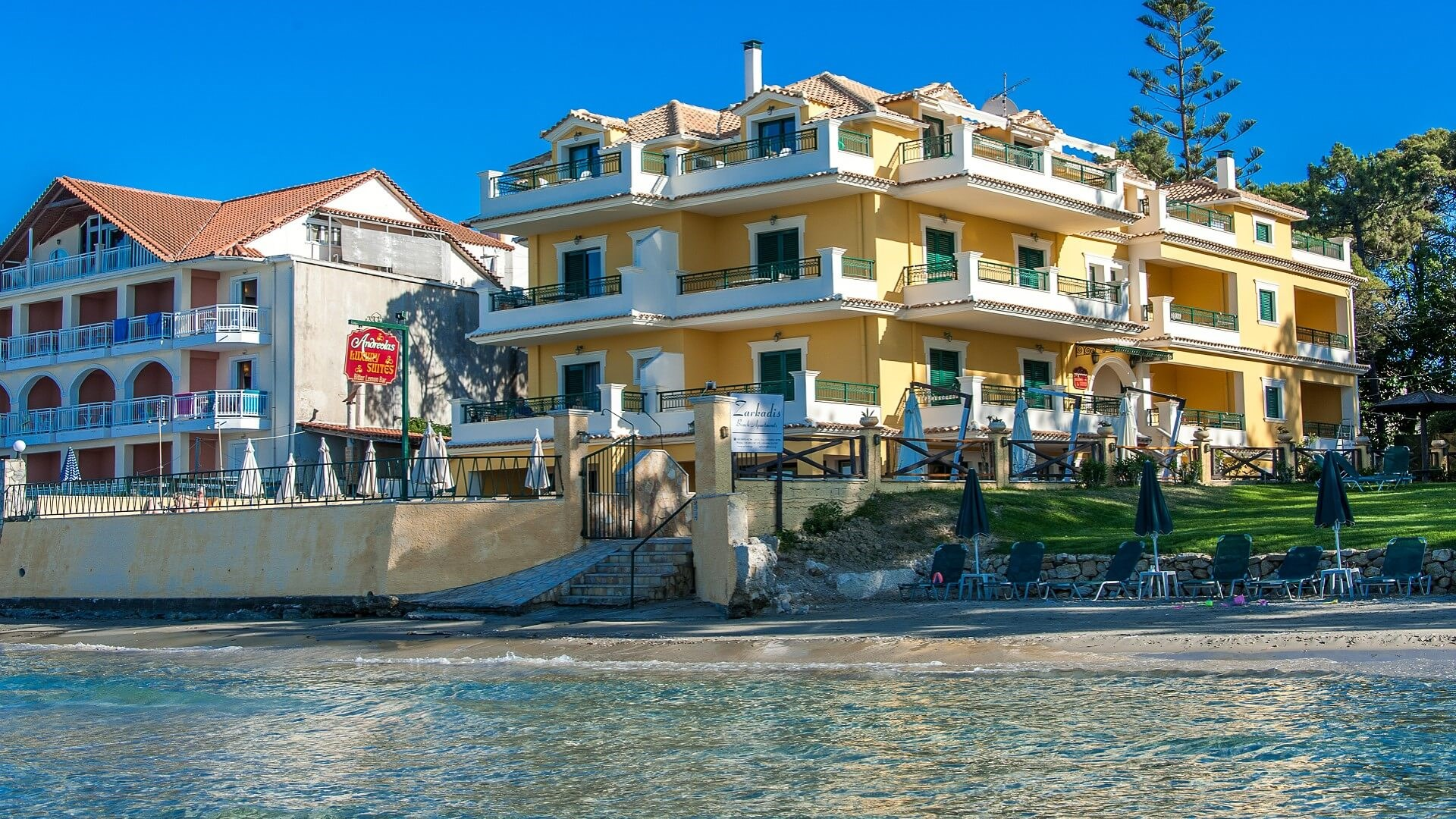 Andreolas Luxury Suites Zante Zakynthos Greece