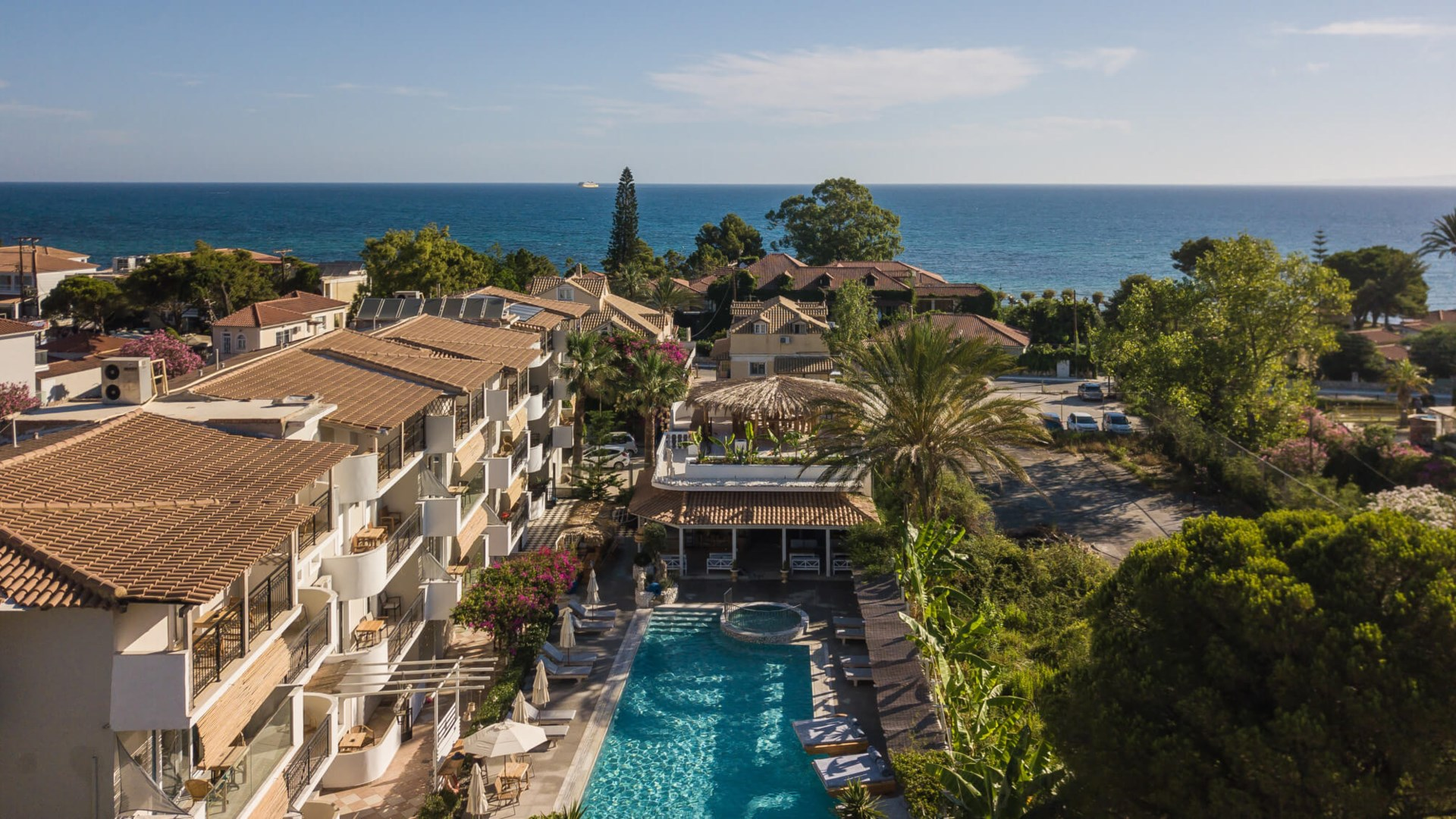 Iniohos Hotel (ex Apollo Hotel) Zante Zakynthos Greece